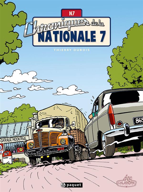 Les chroniques de la nationale 7