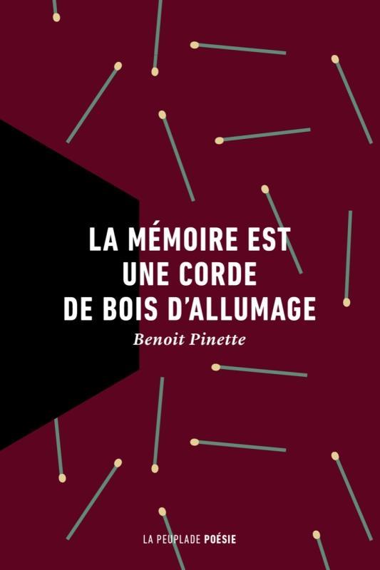 La mémoire est une corde de bois d'allumage