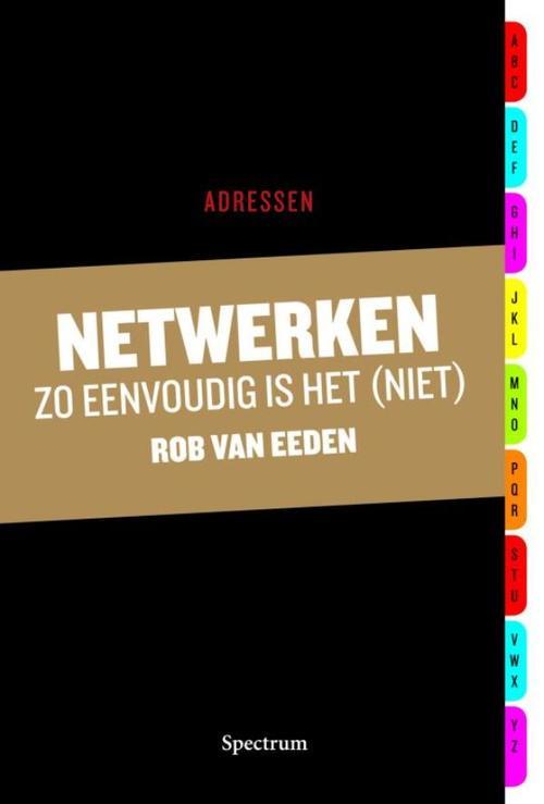 Netwerken zo eenvoudig is het (niet)