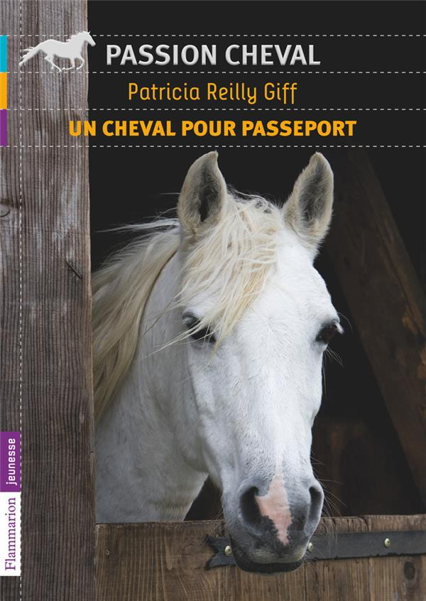 un cheval pour passeport