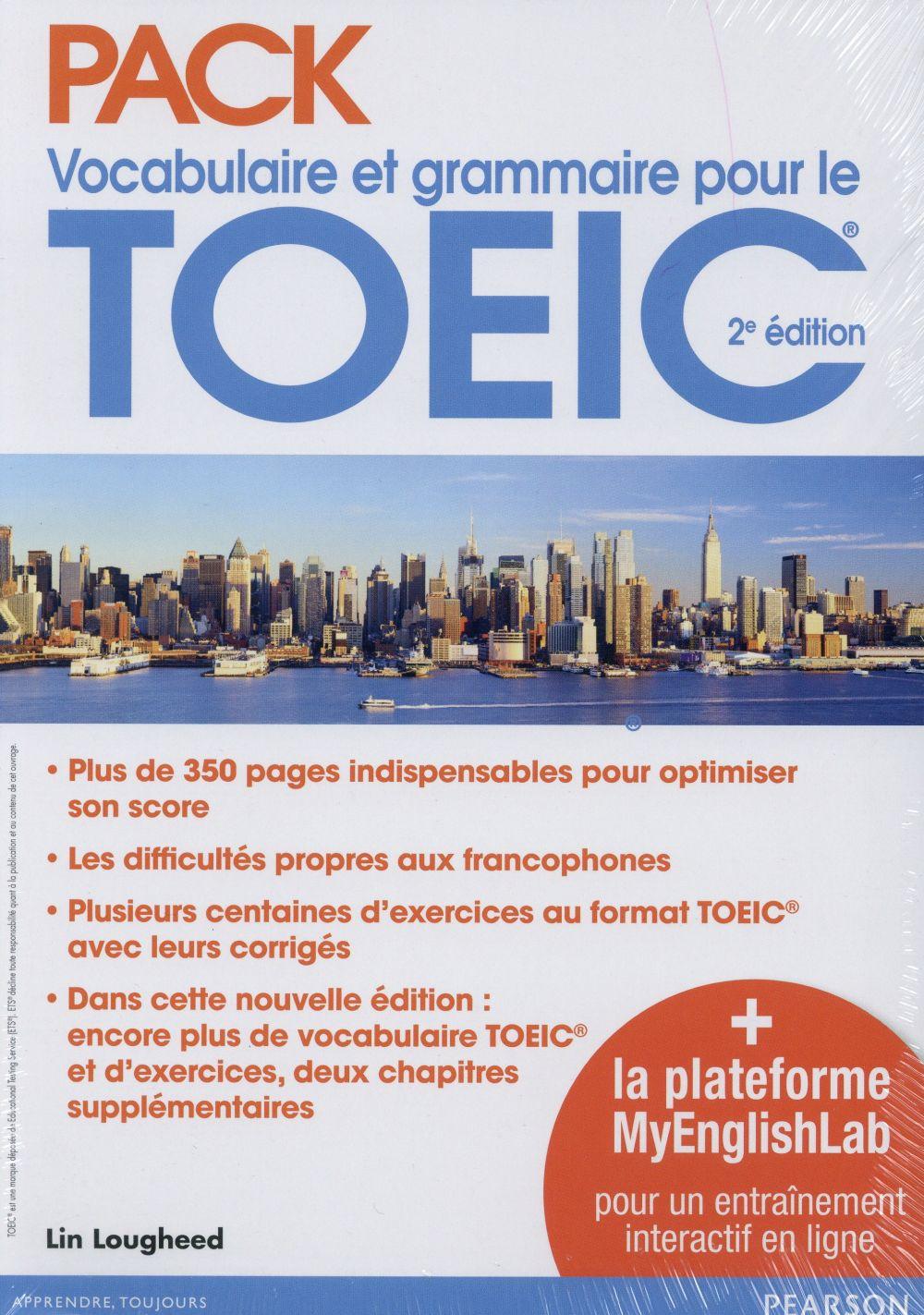 Vocabulaire Et Grammaire Pour Le Nouveau Toeic (2e Edition)