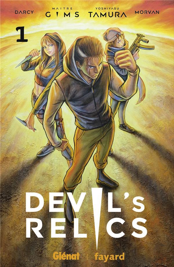 Devil'S Relics T.1