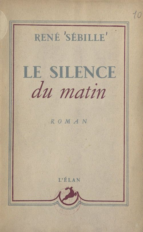 Le silence du matin