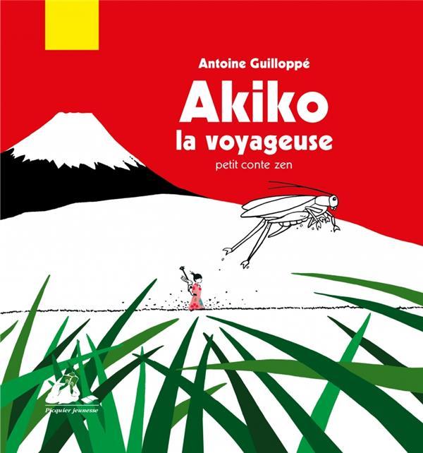 Akiko la voyageuse ; petit conte zen