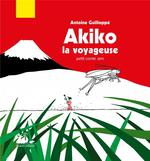 Couverture de Akiko La Voyageuse