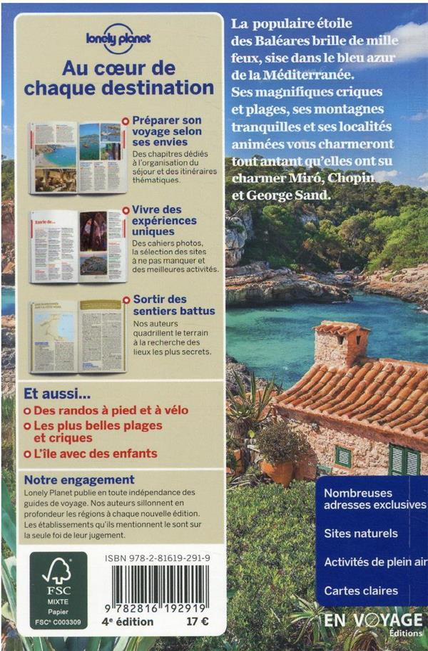 Majorque (4e édition)