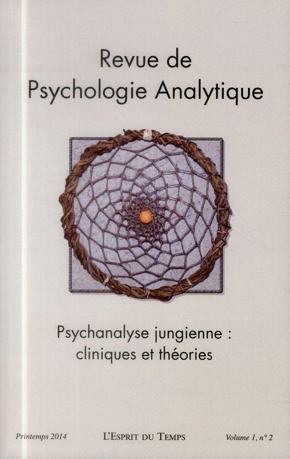Revue de psychologie analytique n.2