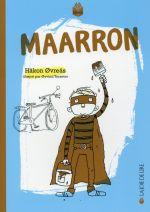 Couverture de Maarron
