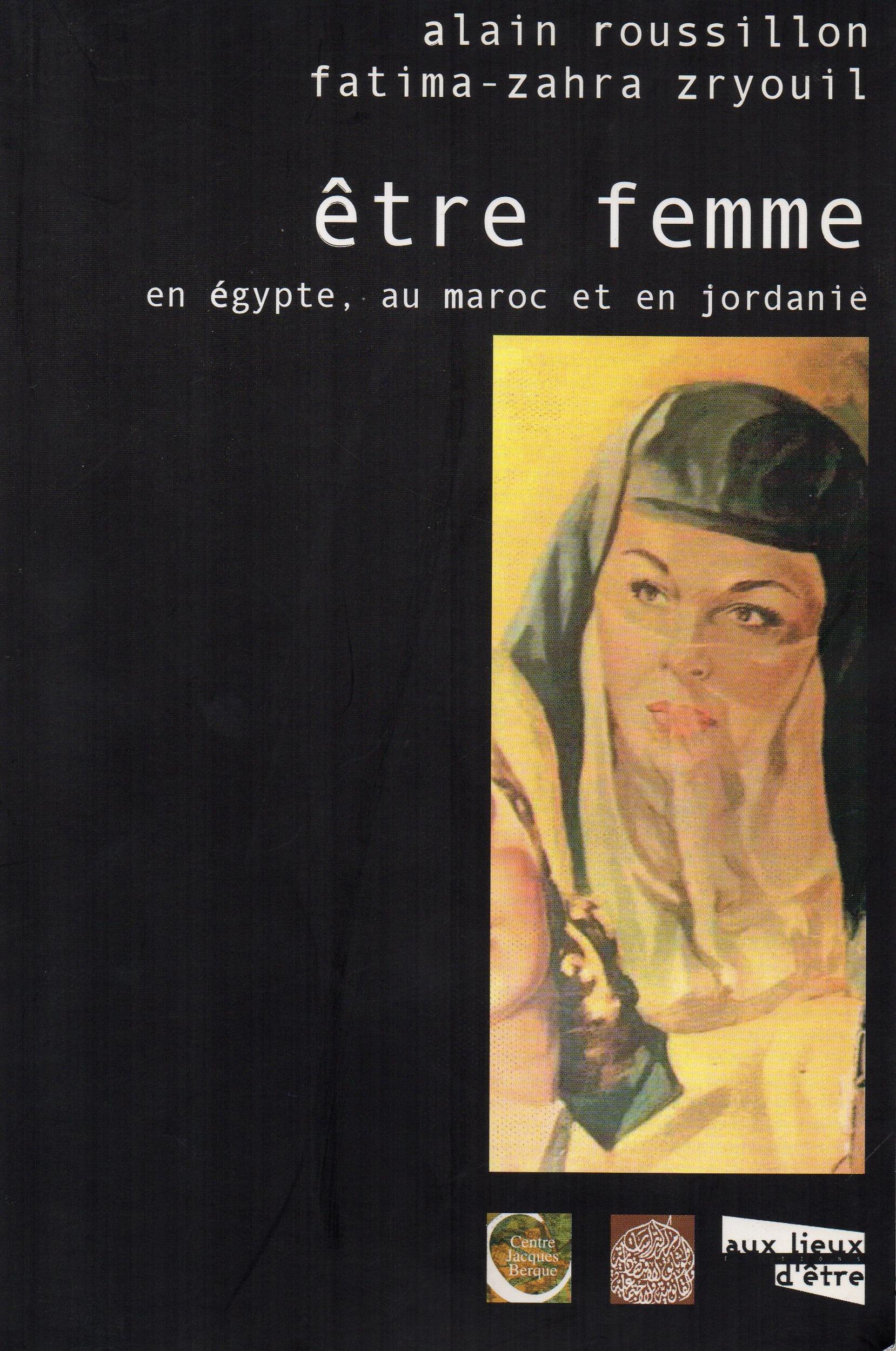 etre femme en egypte, au maroc et en jordanie
