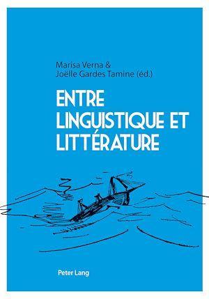 Entre linguistique et littérature