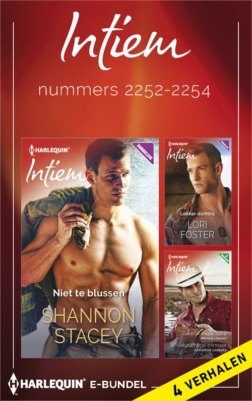 Intiem e-bundel nummers 2252-2254 (4-in-1)