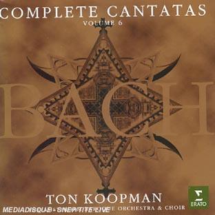 Complete Cantatas Volume 6