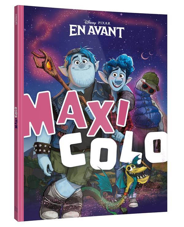 Maxi colos ; en avant