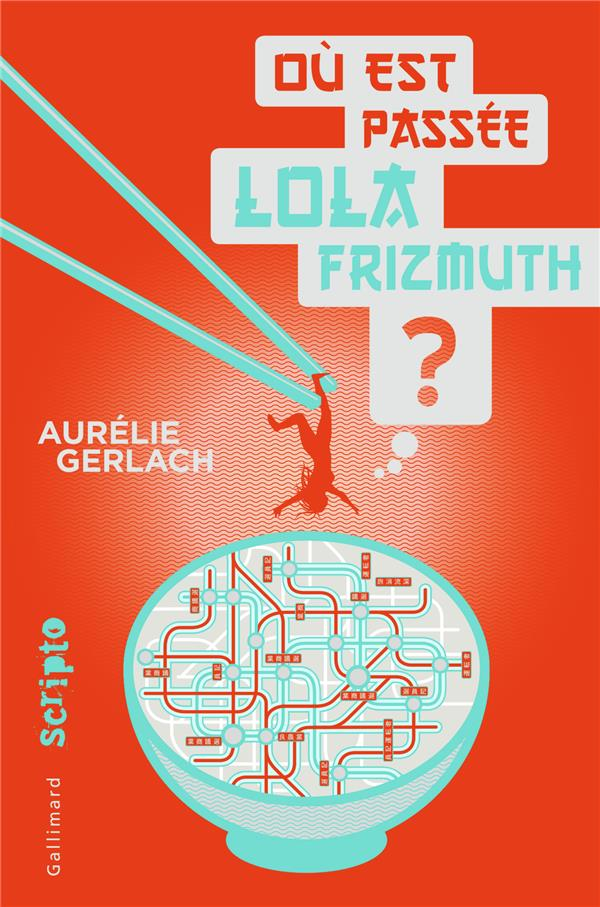 Ou Est Passee Lola Frizmuth ?