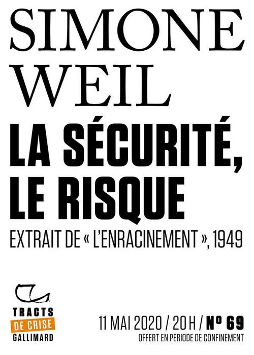 Tracts de Crise (N°69) - La Sécurité, le risque