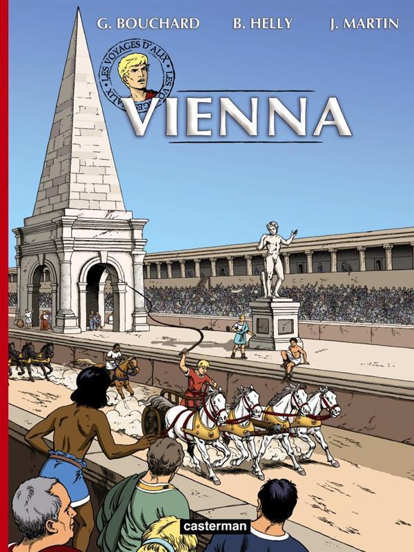 Les voyages d'Alix ; Vienna