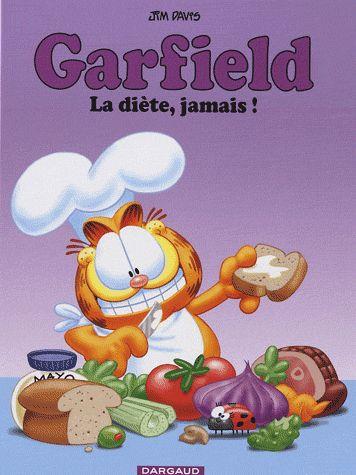 Garfield t.7 ; la diète, jamais !