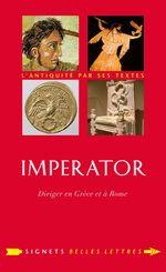 Vente EBooks : Imperator  - Charles Senard