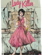 Lady Killer - Tome 01  - Joelle Jones - Jamie S. Rich
