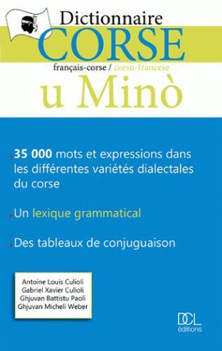 Dictionnaire corse u mino