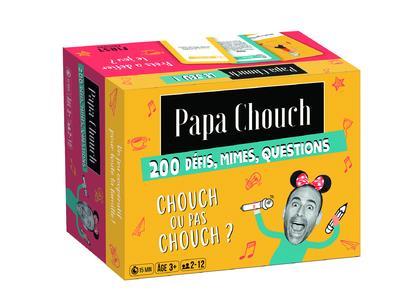 Papa chouch ; le jeu