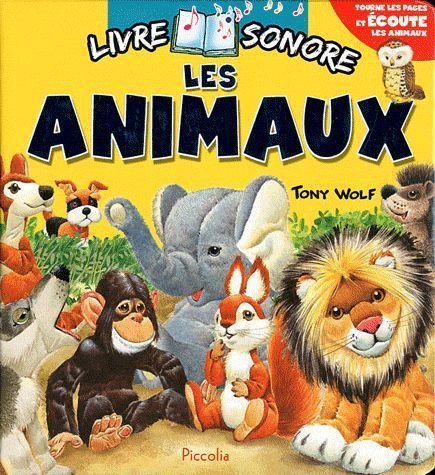 Livre Sonore/Les Animaux