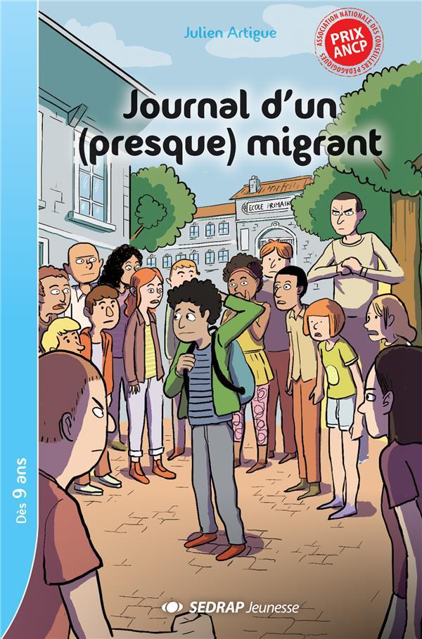 journal d'un presque migrant- lot de 15 romans + fichier pedagogique