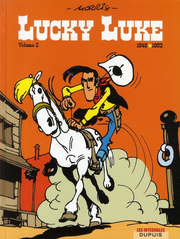 LUCKY LUKE (DUPUIS)(INTEGRALE) - LUCKY LUKE - L'INTEGRALE - TOME 2 -  LUCKY LUKE 2 (INTEGRALE) 1949 XXX