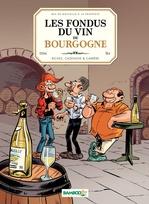 Vente Livre Numérique : Les Fondus du vin de Bourgogne  - Hervé Richez - Christophe Cazenove