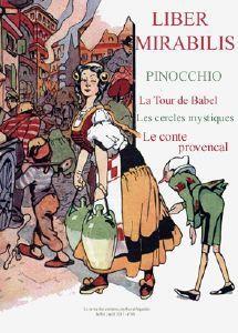 Pinocchio, la tour de babel, les cercles mystiques, le comte provencal