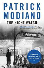 Vente Livre Numérique : The Night Watch  - Patrick Modiano