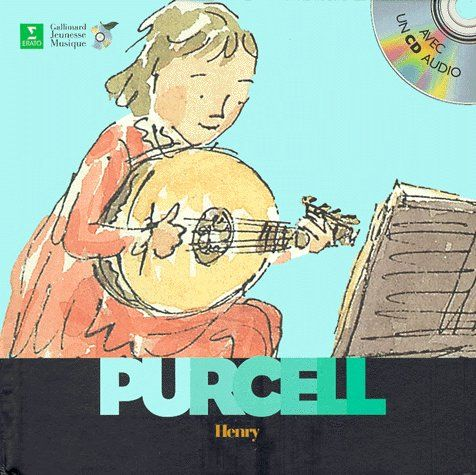 Henry Purcell  (Livr-Cd)