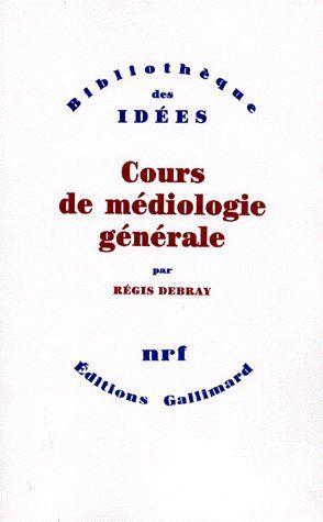 Cours De Mediologie Generale