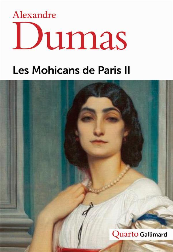Les Mohicans de Paris t.2