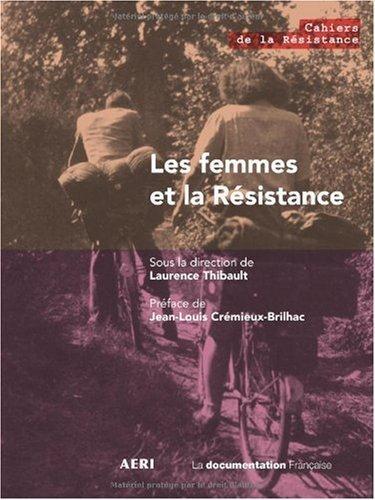 Les femmes dans la résistance