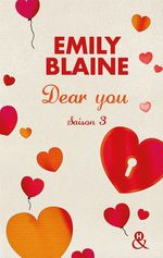 Vente Livre Numérique : Dear You (actes 6 à 7)  - Emily Blaine