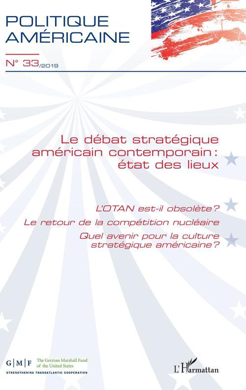 Le debat stratégique américain contemporain : état des lieux (édition 2019)