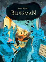 Couverture de Bluesman