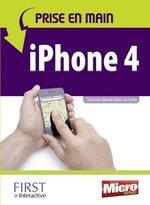 Vente EBooks : Prise en main iPhone 4  - Yasmina SALMANDJEE LECOMTE