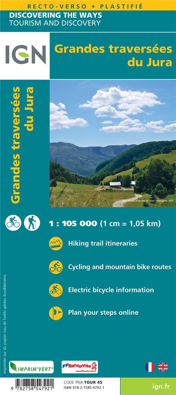 89026 ; grandes traversées du Jura