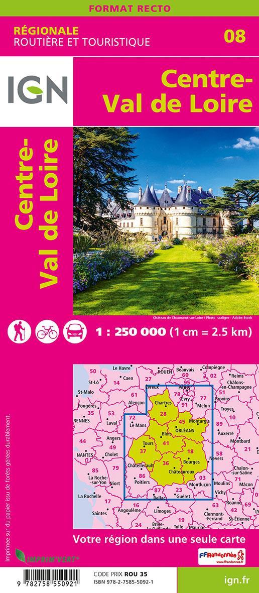 NR08 ; Centre-Val de Loire (2e édition)