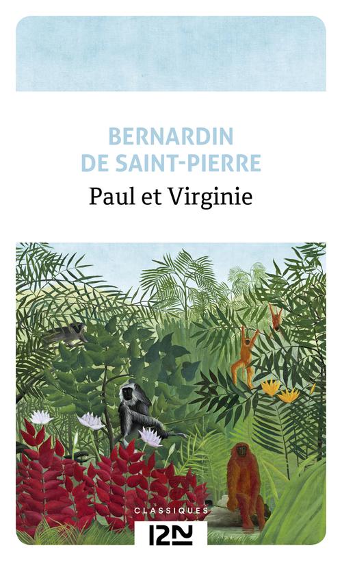 Vente Livre Numérique : Paul et Virginie  - J.-H. de BERNARDIN SAINT-PIERRE