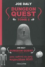 Couverture de Dungeon Quest 2