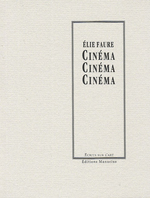 Vente Livre Numérique : Cinéma  - Elie FAURE