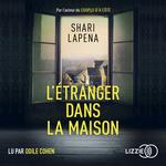 Vente AudioBook : L'étranger dans la maison  - Shari Lapena