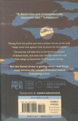 Vango - tome 1: between sky and earth