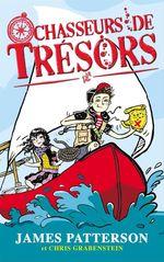 Vente EBooks : Chasseurs de Trésors - Tome 1 - Panique à bord  - James Patterson