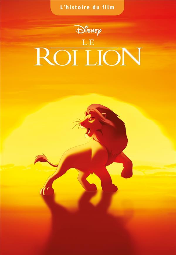 Le Roi Lion ; l'histoire du film