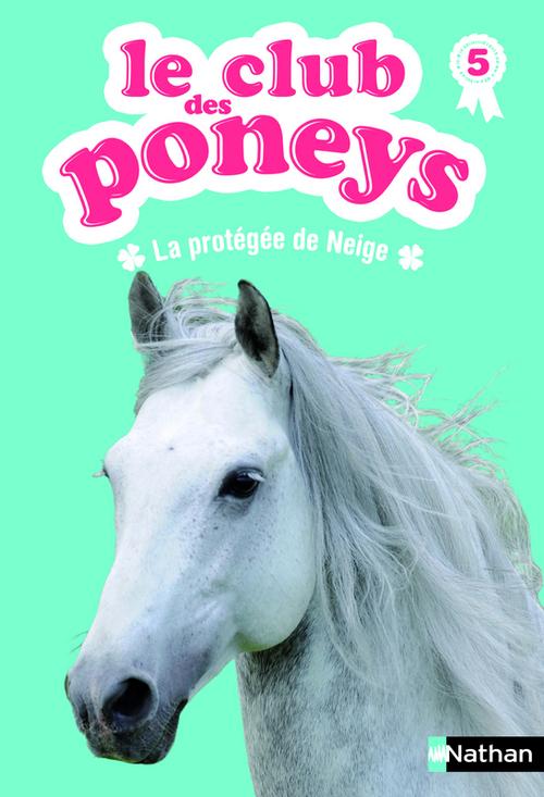 le club des poneys t.5 ; la protegée de neige