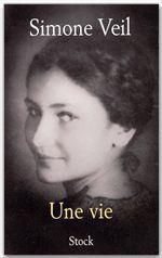 Vente EBooks : Une vie  - Simone Veil